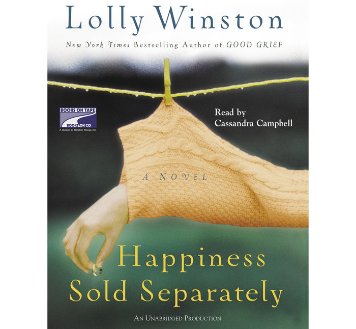 Happiness Sold Separately Cover