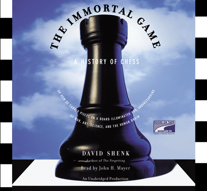 The Immortal Game Cover