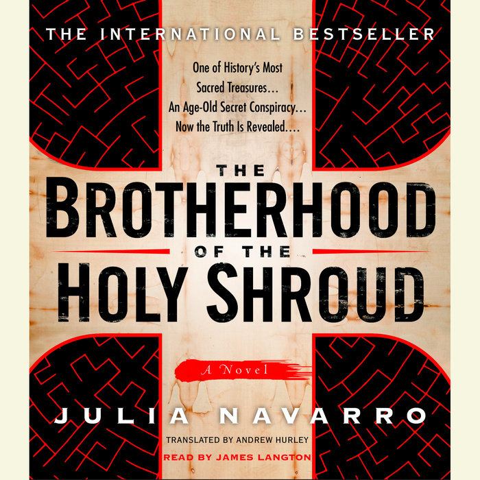The Brotherhood of the Holy Shroud Cover