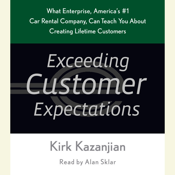 Exceeding Customer Expectations Cover