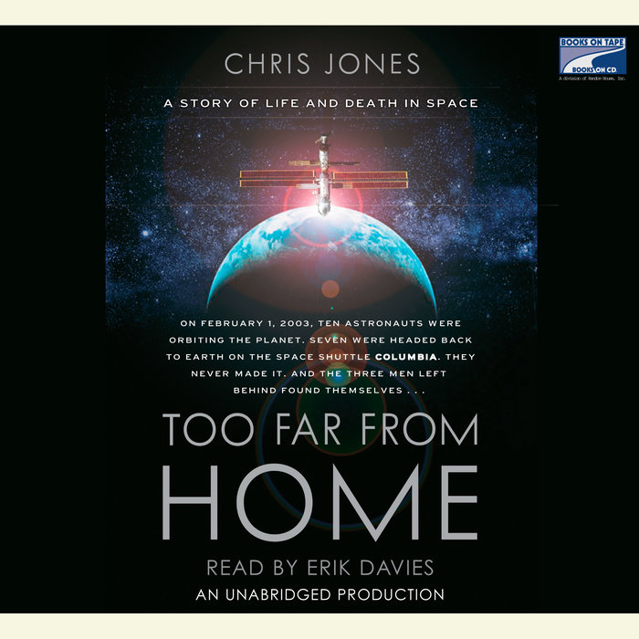 Too Far From Home Cover