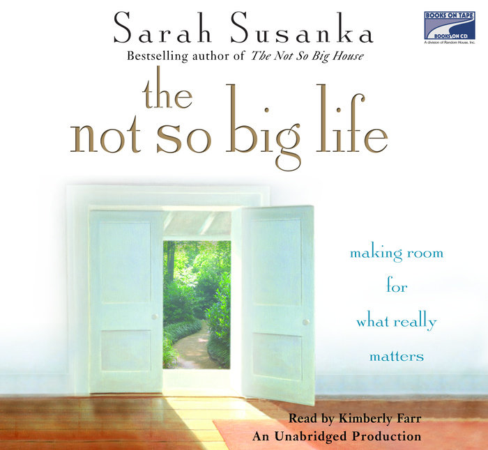 The Not So Big Life Cover