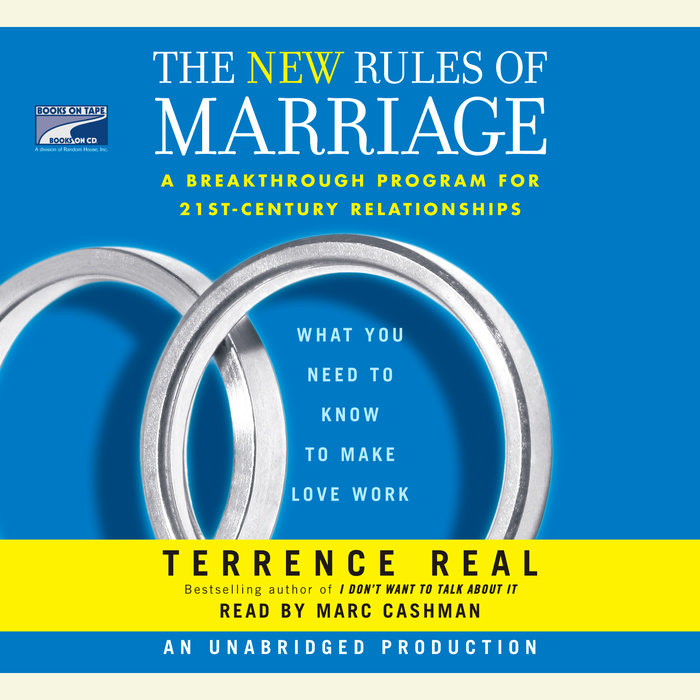 The New Rules of Marriage Cover