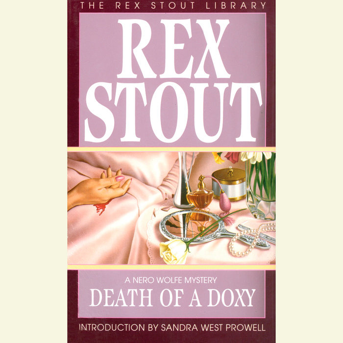 Death of a Doxy Cover