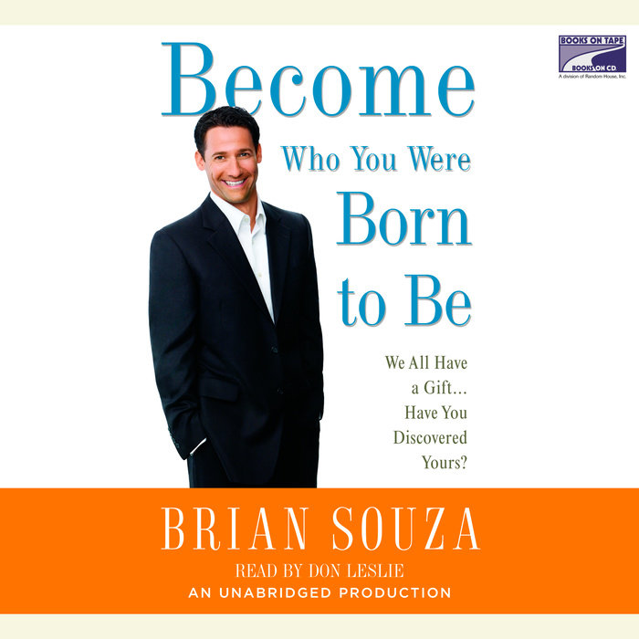 Become Who You Were Born to Be Cover