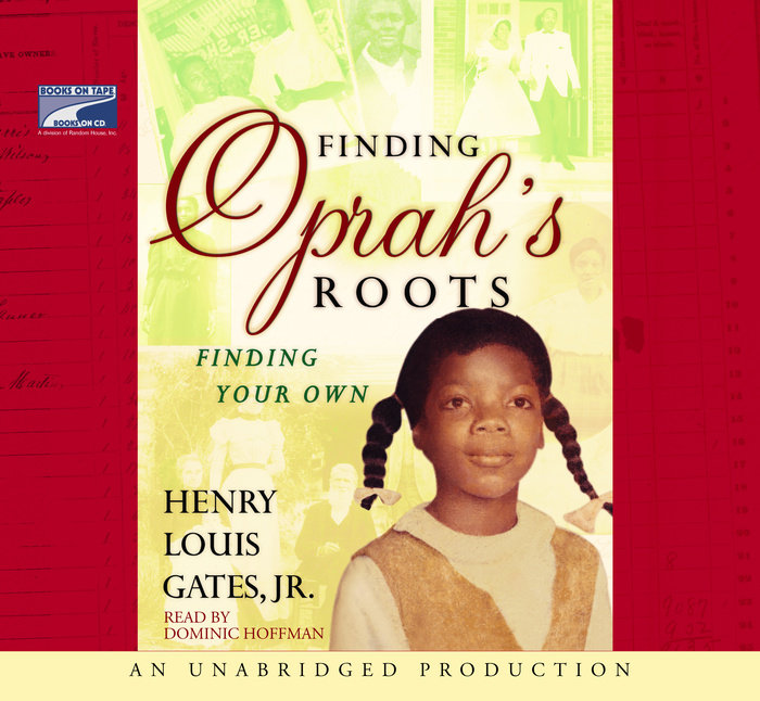 Finding Oprah's Roots Cover