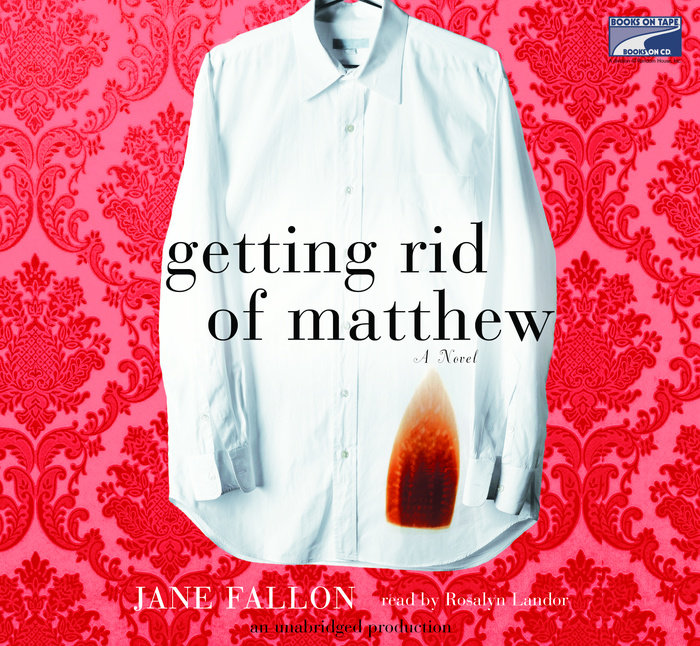 Getting Rid of Matthew Cover