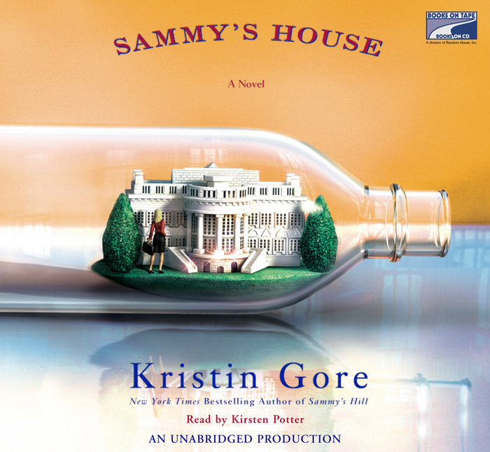 Sammy's House Cover