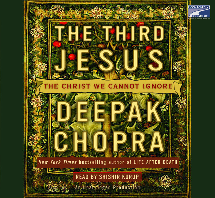 The Third Jesus Cover