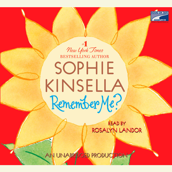 Remember Me? Cover