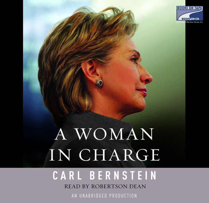 A Woman in Charge Cover