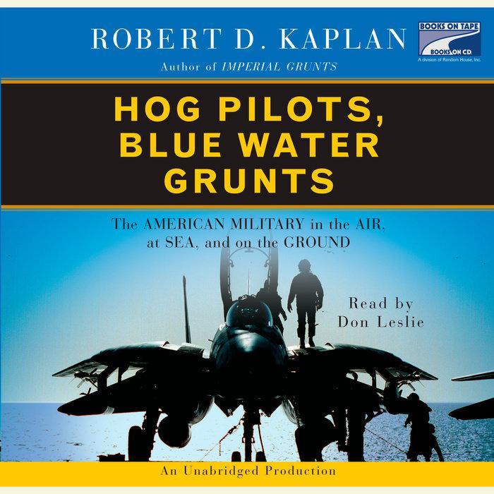 Hog Pilots, Blue Water Grunts Cover