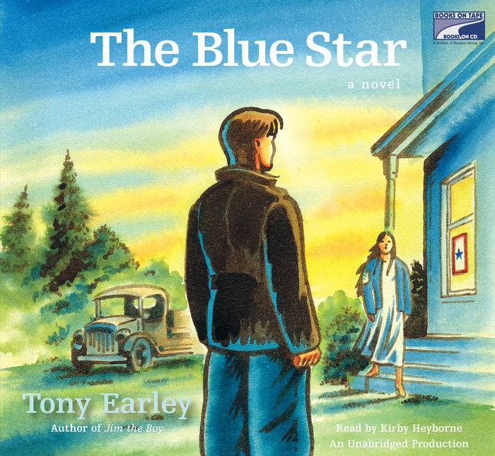 The Blue Star Cover
