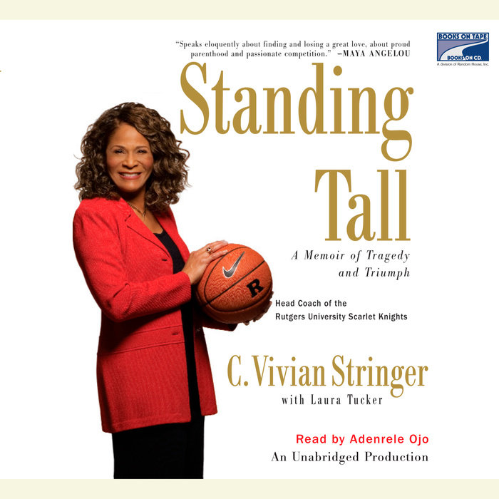 Standing Tall Cover