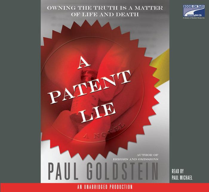 A Patent Lie Cover