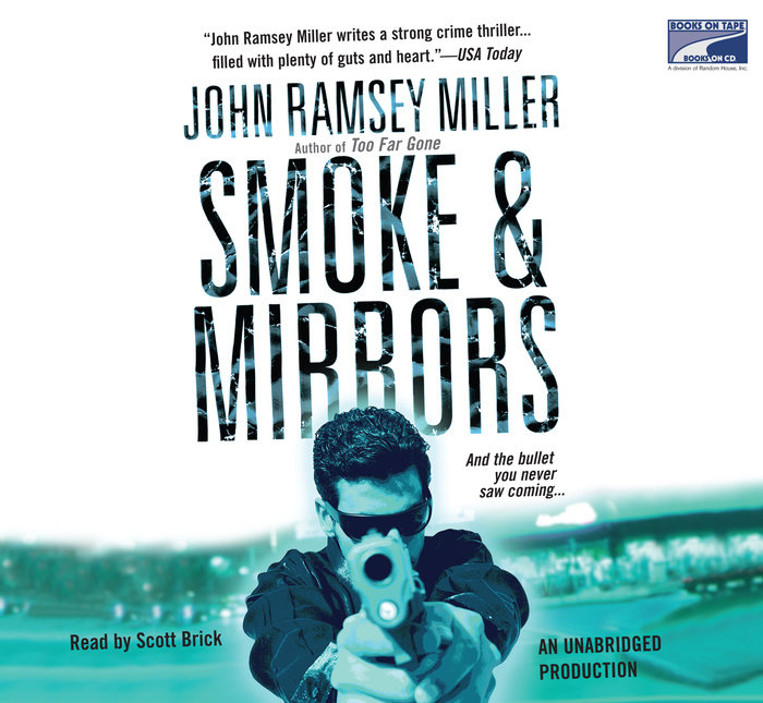 Smoke & Mirrors Cover