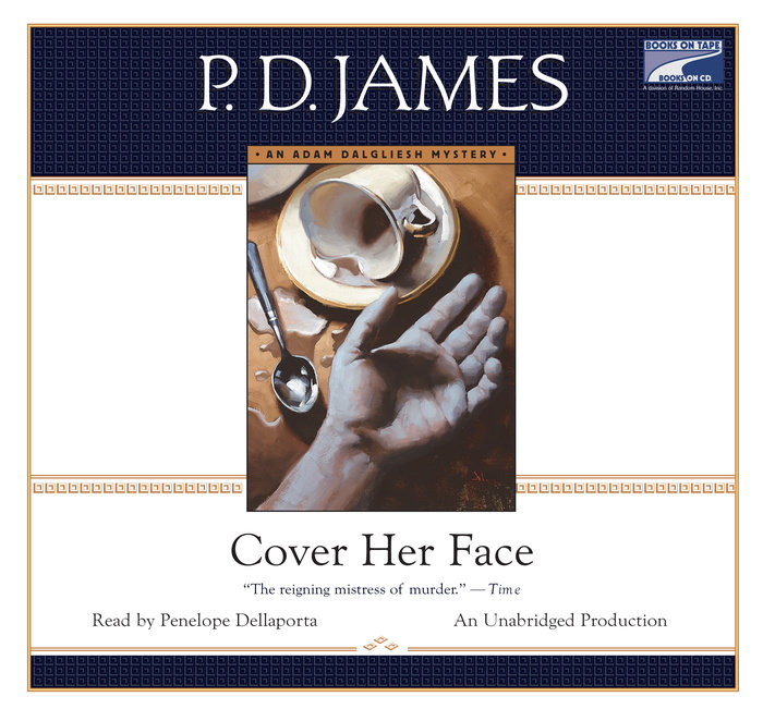 Cover Her Face Cover