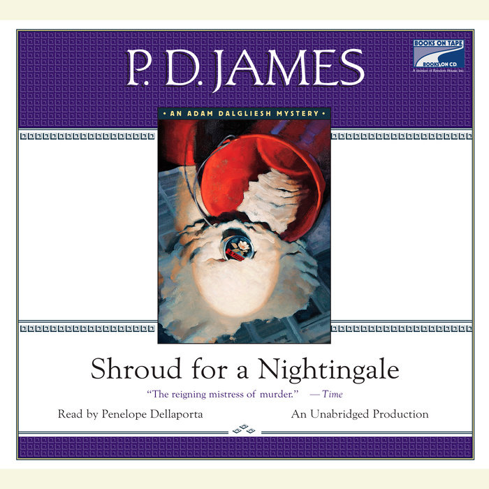 Shroud for a Nightingale Cover