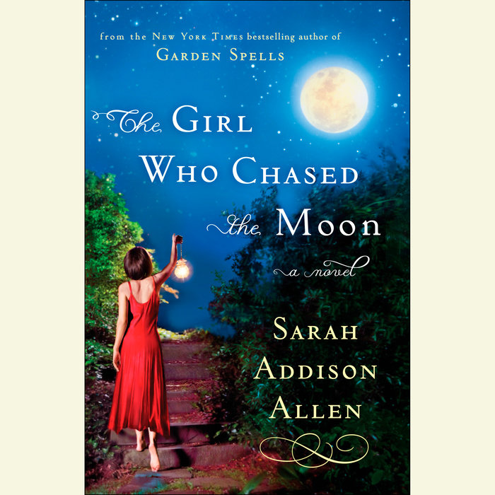 The Girl Who Chased the Moon Cover