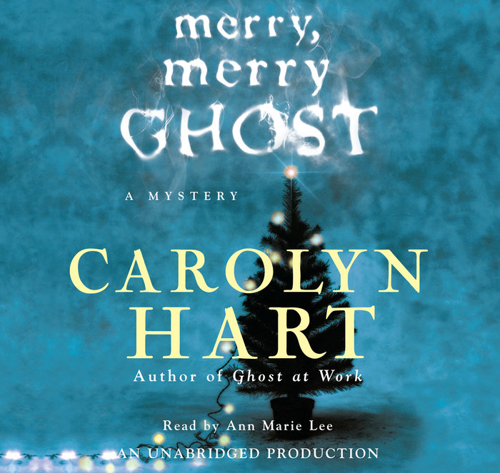 Merry, Merry Ghost Cover