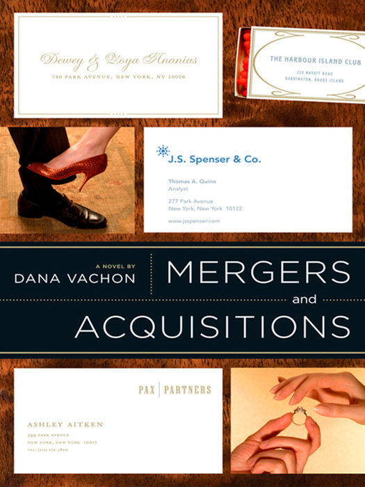 Mergers and Acquisitions Cover