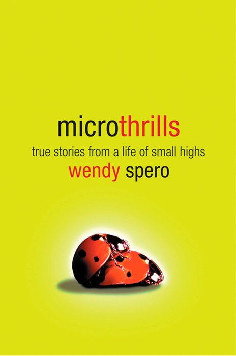 Microthrills Cover