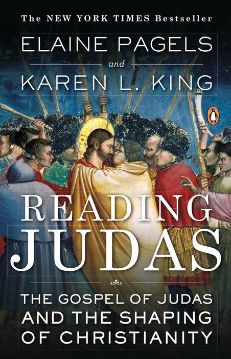 Reading Judas Cover