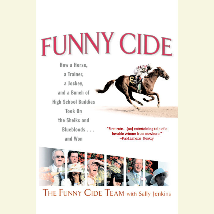 Funny Cide Cover