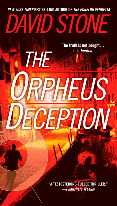 The Orpheus Deception Cover