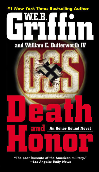 Death and Honor Cover