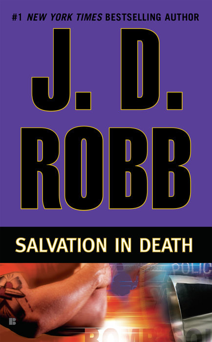 Salvation in Death book cover