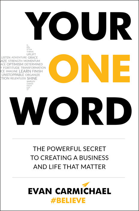 Your One Word Cover