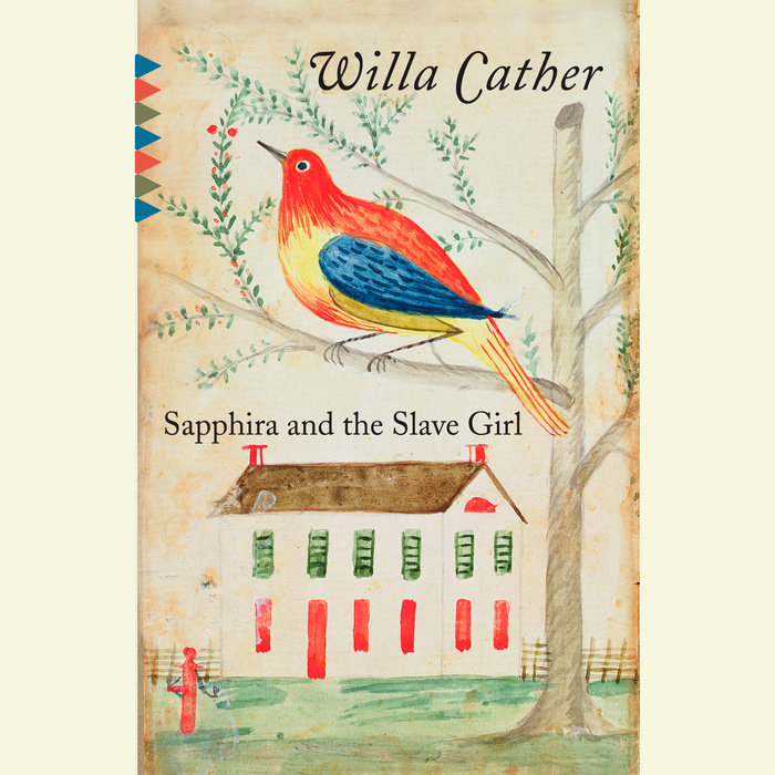 Sapphira and the Slave Girl Cover