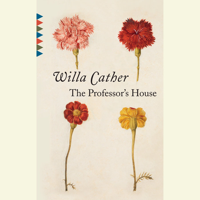 The Professor's House Cover