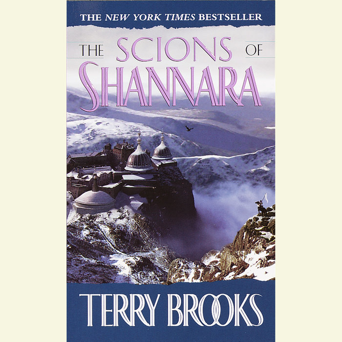 The Scions of Shannara Cover