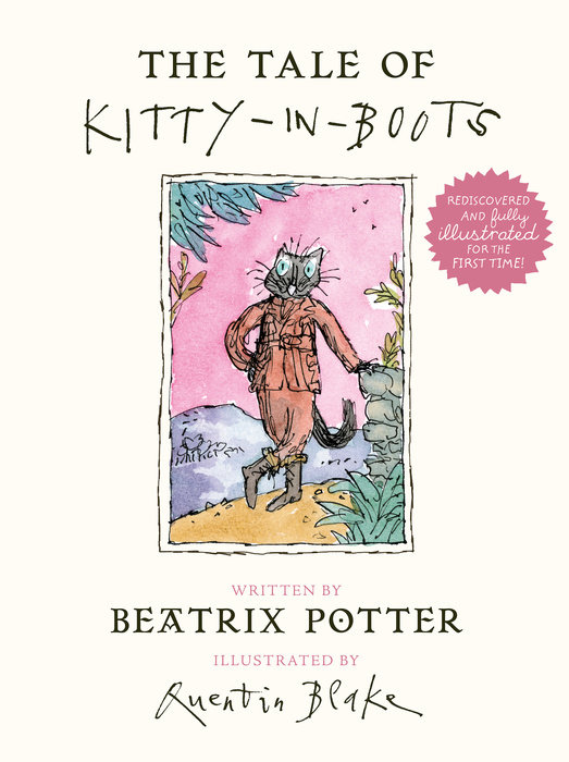 The Tale of Kitty-in-Boots Cover