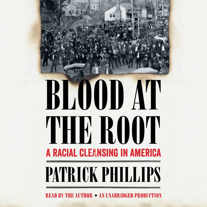 Blood at the Root Cover