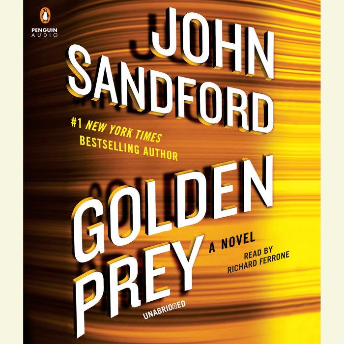 Golden Prey Cover