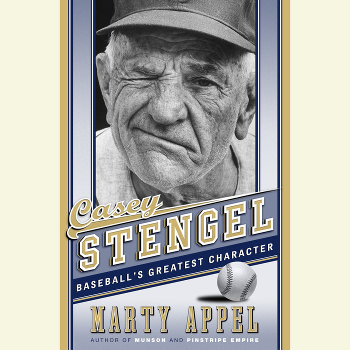 Casey Stengel Cover