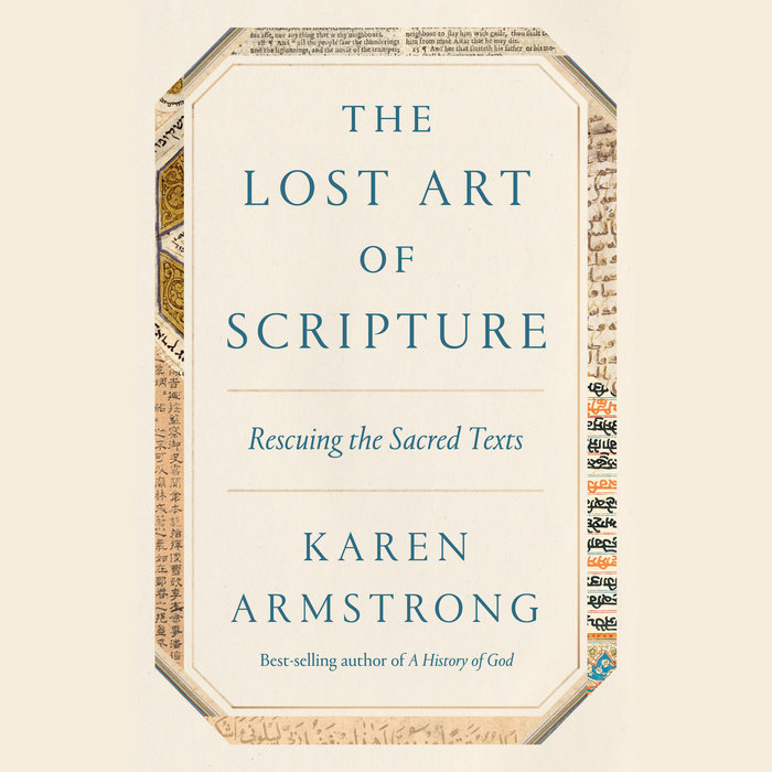 The Lost Art of Scripture Cover