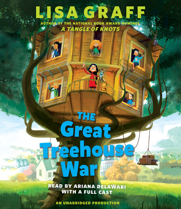 The Great Treehouse War Cover