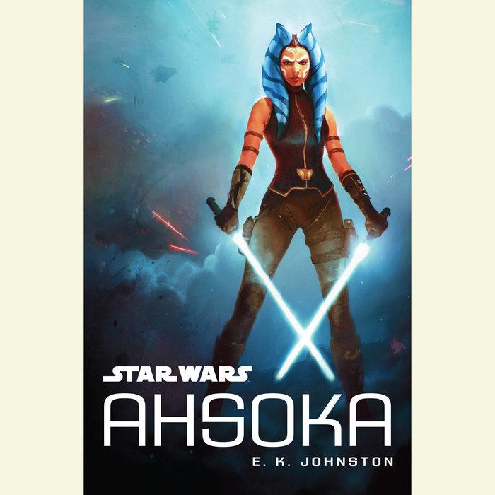 Star Wars Ahsoka Cover