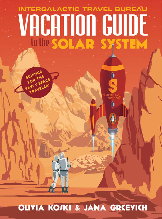 Vacation Guide to the Solar System Cover