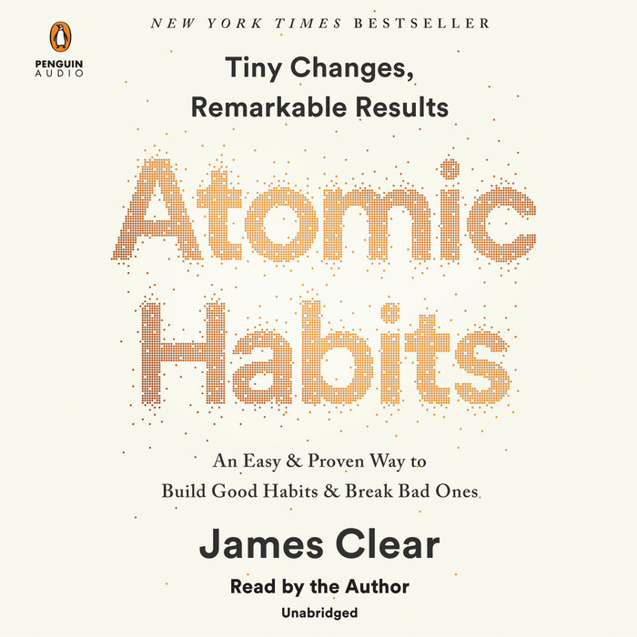 Atomic Habits Cover