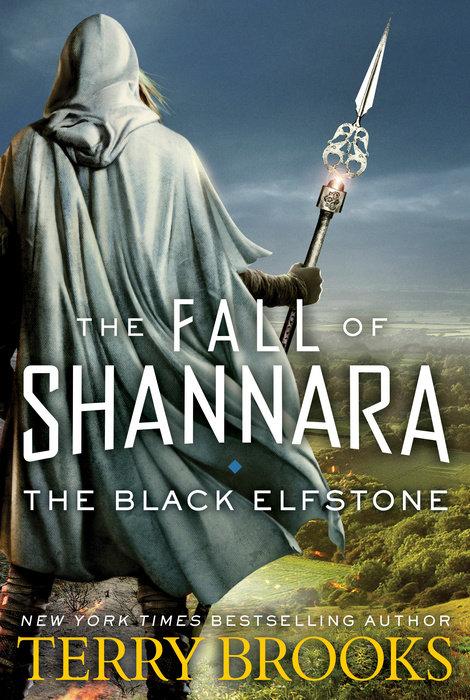 The Black Elfstone Cover