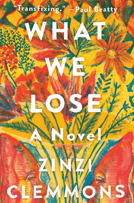 What We Lose Cover