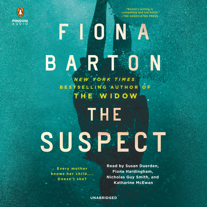 The Suspect Cover