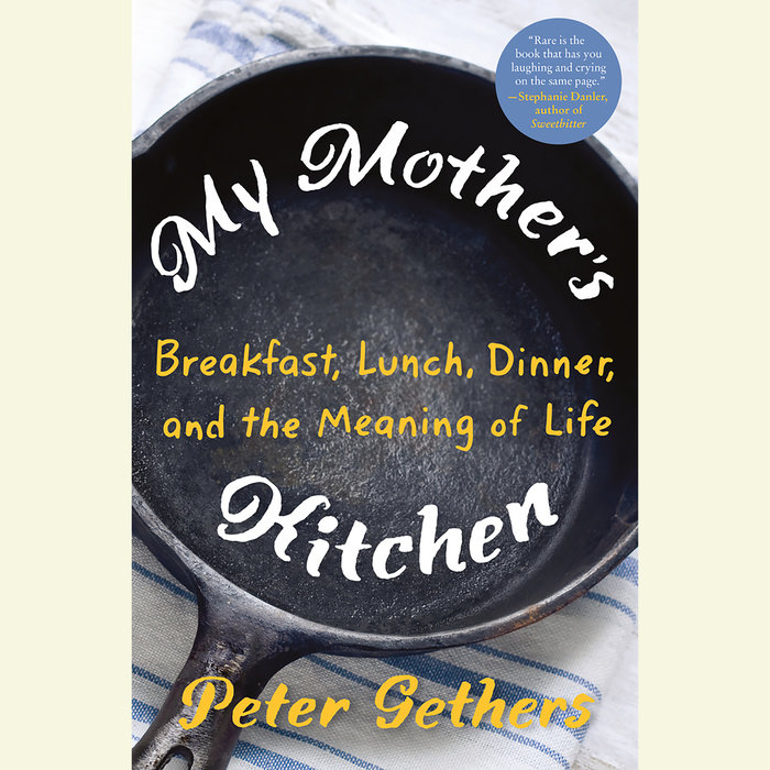 My Mother's Kitchen Cover