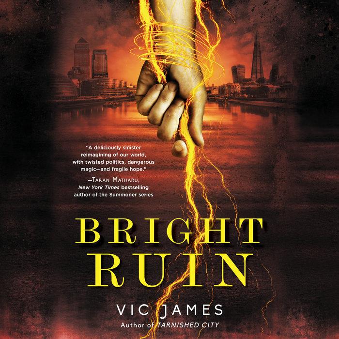 Bright Ruin Cover