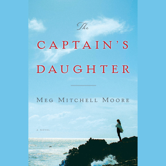 The Captain's Daughter Cover